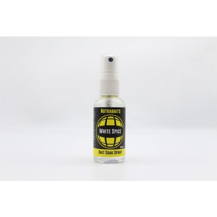 Nutrabaits White Spice Bait Spray 50 ml