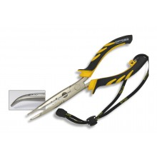 SPRO SPRO BENT LONG NOSE PLIERS 23cm