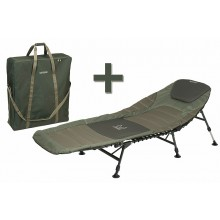 Mivardi Premium Bedchair + Transport Bag