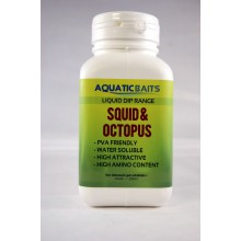 Aquatic Baits AB Squid & Octopus DIP 150ml